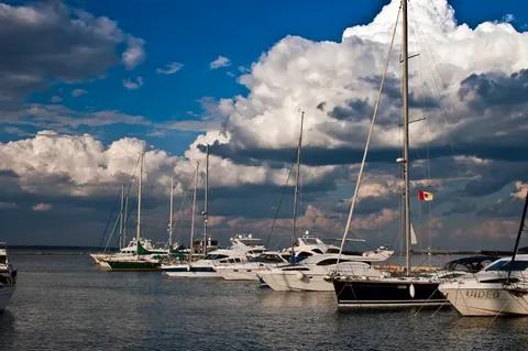 Одесские яхты