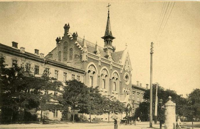 Реформатская церковь
