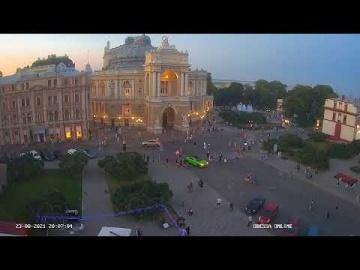 Оперный театр | Odessa ONLINE