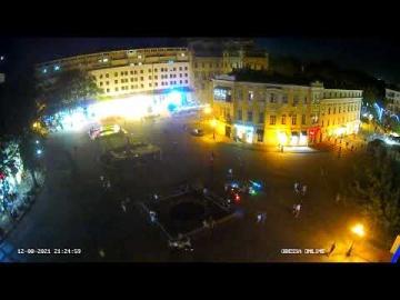 Греческая площадь | Odessa ONLINE